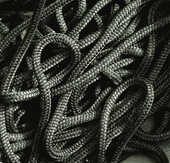 ROPE Curve Backgrounds Blackandwhite Photography Close-up Pattern Rope Still Life Textured