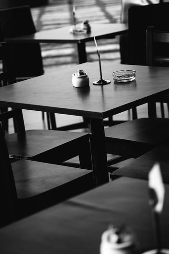 Absence Angle Chairs Empty No People Resort Selective Focus Tables Travel Tray