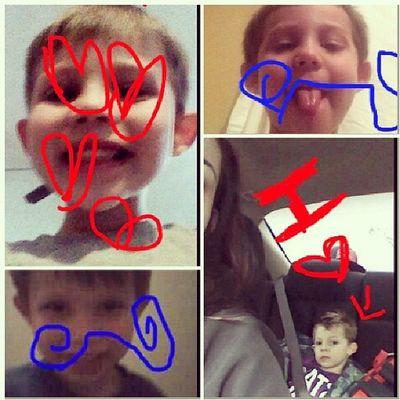 Lol..we love Snapchat !!<3