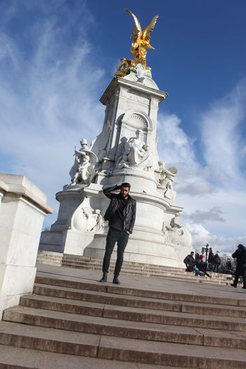 London Buckingham Palace Allsaints AllBlack Everything