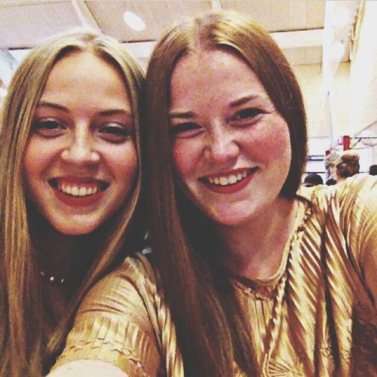 Ginger Selfie Girls My Girl