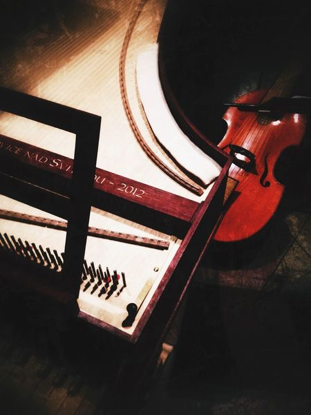 Harpsichord Gamba Old Music