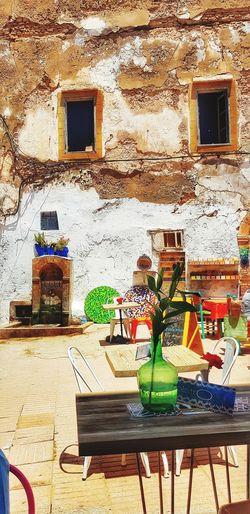 Marocco Marocco Landscape Marocco Style Sunlight Shadow Architecture Building Exterior Built Structure