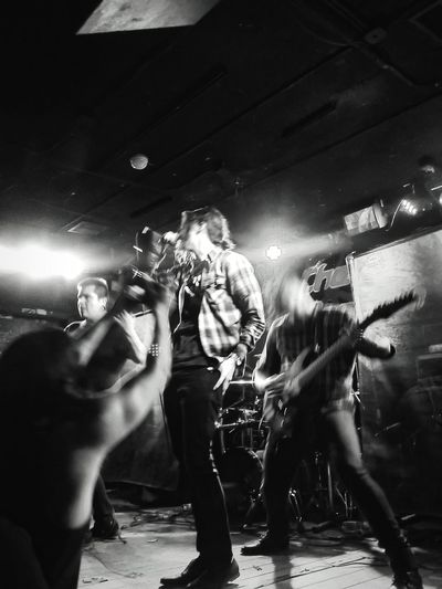 Rocking Out Enjoying Life EyeEm Best Shots Taking Photos Photography Black And White Photography Music So This Is Suffering Concert Metal Music