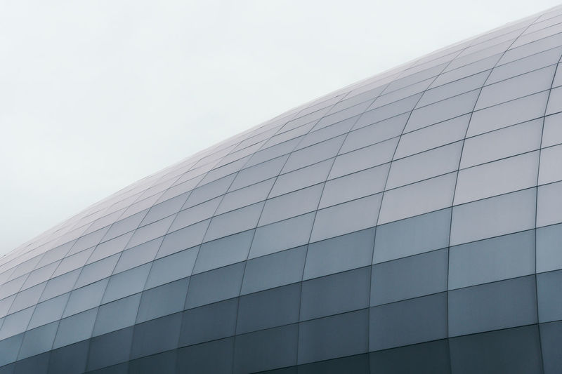The Pattern. Architecture Exterior Futuristic Modern Architecture Square The Architect - 2018 EyeEm Awards Architecture Architecturephotography Building Building Exterior Built Structure City Clear Sky Design Exterior Design Future Glass - Material Low Angle View Minimal Minimalism Modern Office Building Exterior Outdoors Pattern Reflection