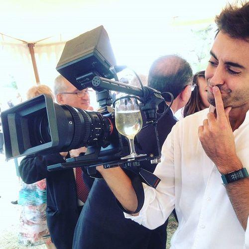 Ecco a cosa servono le staffeeeee 😍 Ciak no-limits 2015 🎉 Grammasters3 Sony Videomaker for Wedding by ClipVideoService 🎬