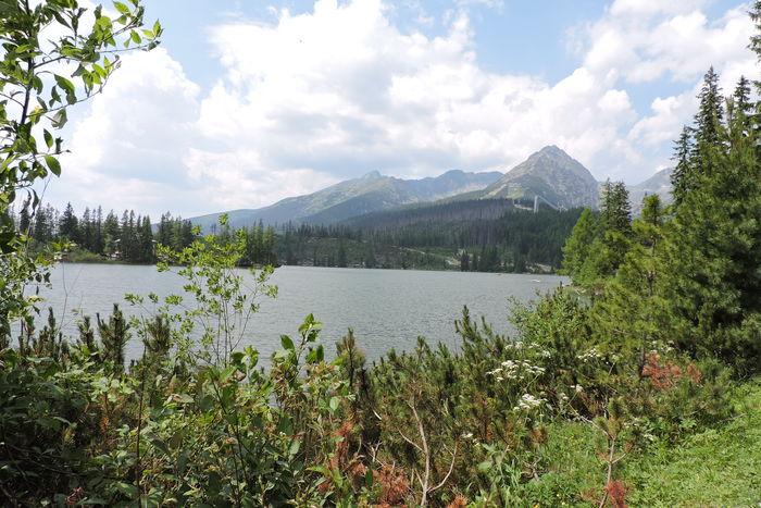 Mountains Lake Strbske Pleso Nikonphotography Nikon Natural Slovakia Nature Beautiful View Nofilternoedit Traveler