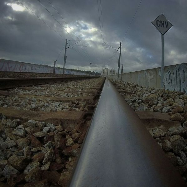 Vanishing Point Rails