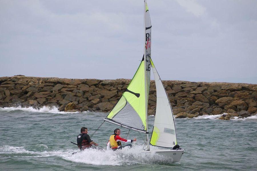 Sailing Rsfeva Rssailing Tasmania Australia Crew