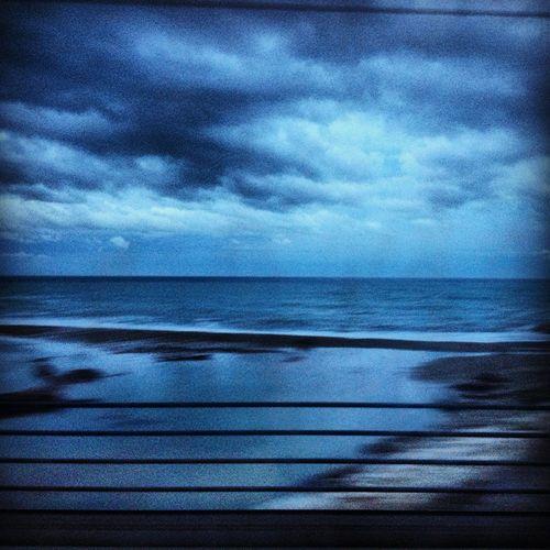 Sea On The Train Sky_collection Ovunque Proteggi