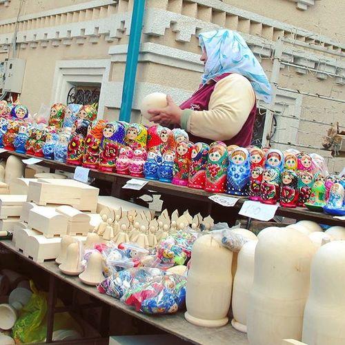 Moskow Fleamarket Russiandoll Ruski Matrioska Travel Traveler Traveling