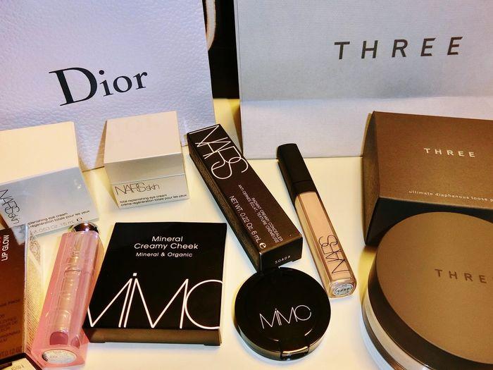 Dior Addictlipglow Lipglow Lipstick NARS Concealer Eyecream Three Loosepowder Love Cosmetics MiMC MineralCreamyCheek コスメ Shopping Japan