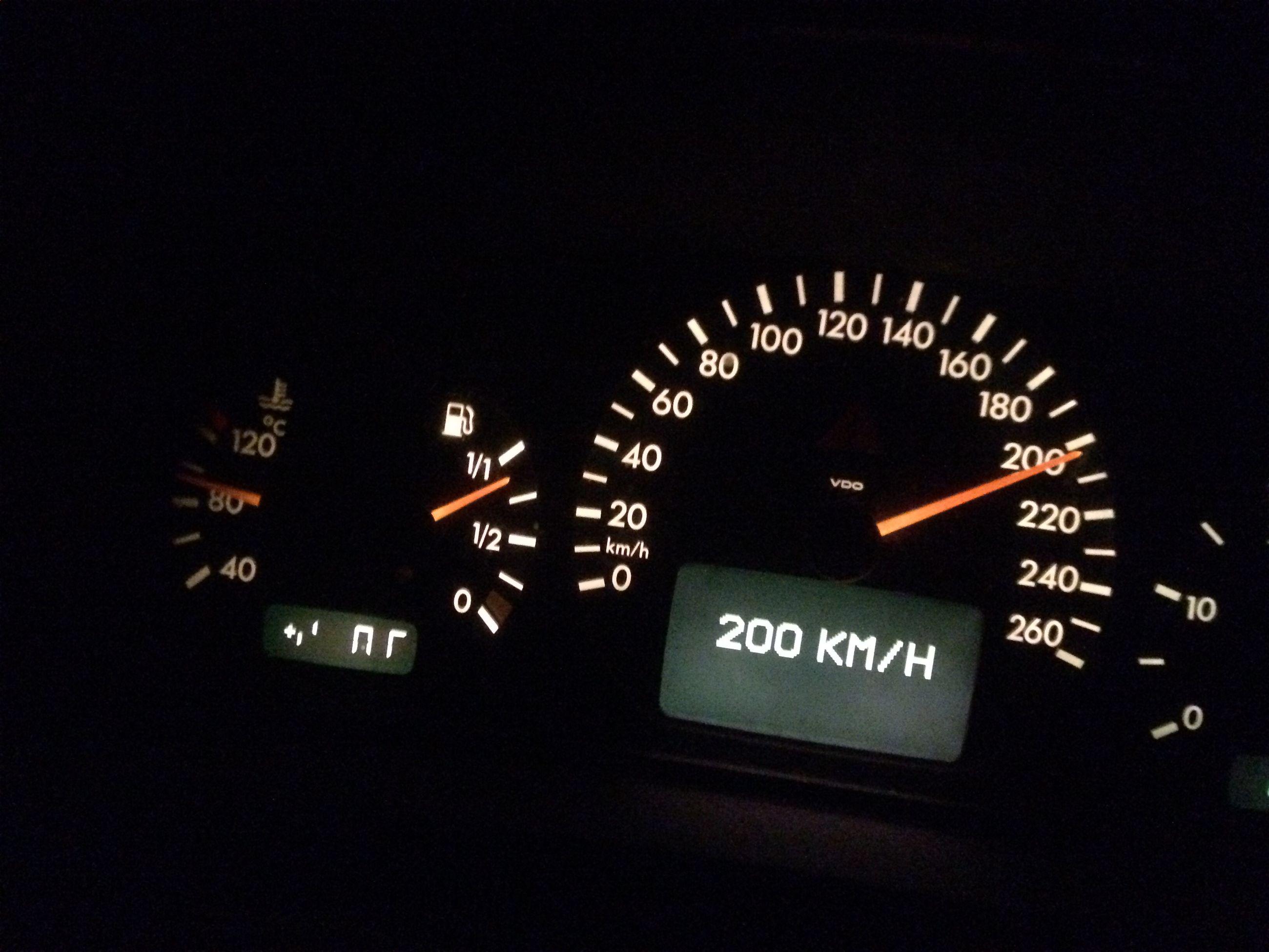 speedometer, night, illuminated, transportation, no people, car, dashboard, mode of transport, black background, land vehicle, gauge, control panel, close-up, technology, indoors