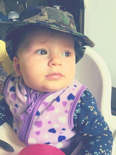 Love ♥ Little Sister Babygirl First Eyeem Photo