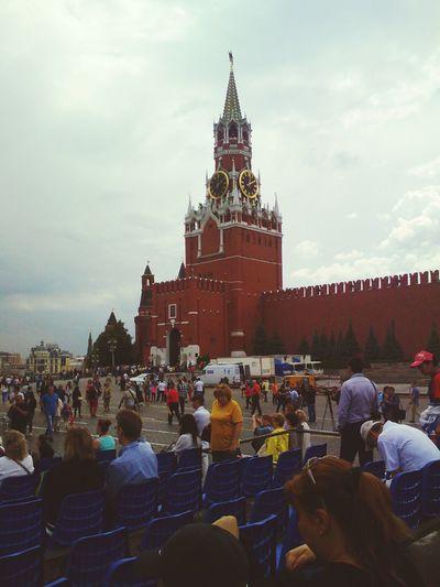краснаяплощадь Москва москва #russia Moscow Поездка башня книжныйфестиваль фестиваль