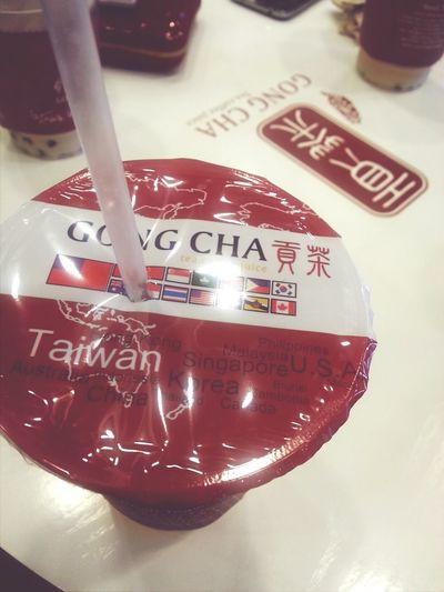 공챠 Tea Time Gong Cha