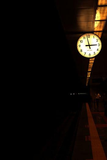 station It's