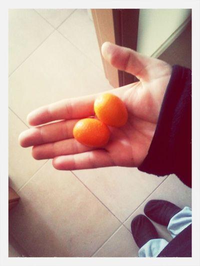 Orange Naranjas Lola Rivera Febrero 2013 La Cocina De Lola