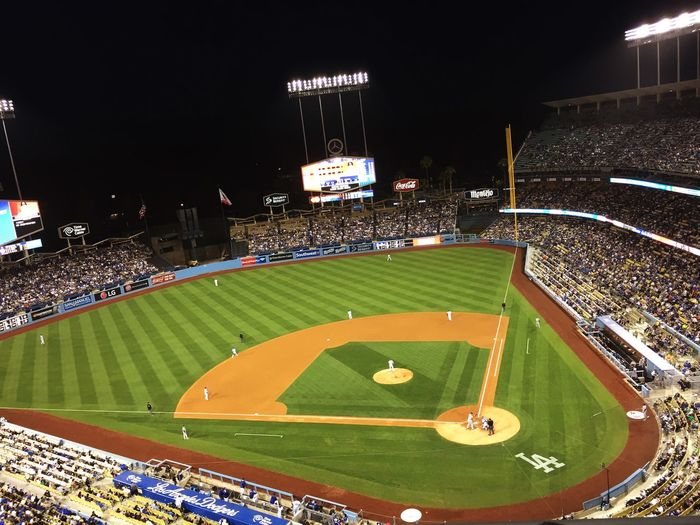 Take me to the baseball game Dodgers Losangeles ITFDB La
