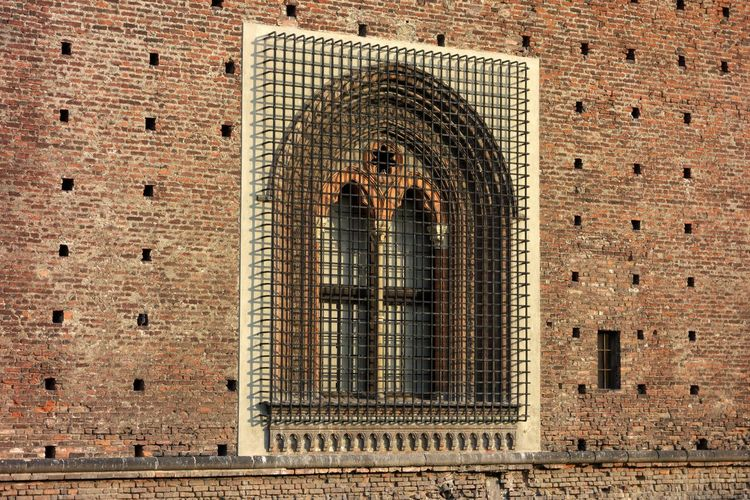 Architecture Brick Arch Brick Wall Building Exterior Built Structure Wall Building Religion History Window The Past No People Travel Destinations Day Old Gothic Style