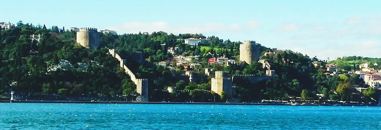 Rumeli Hisarı Istanbul Rumeli Fortress EyeEm Best Shots EyeEm Gallery Eye4photography  Kale Deniz Mavi Blue Bluelife Turkey💕 Been There.