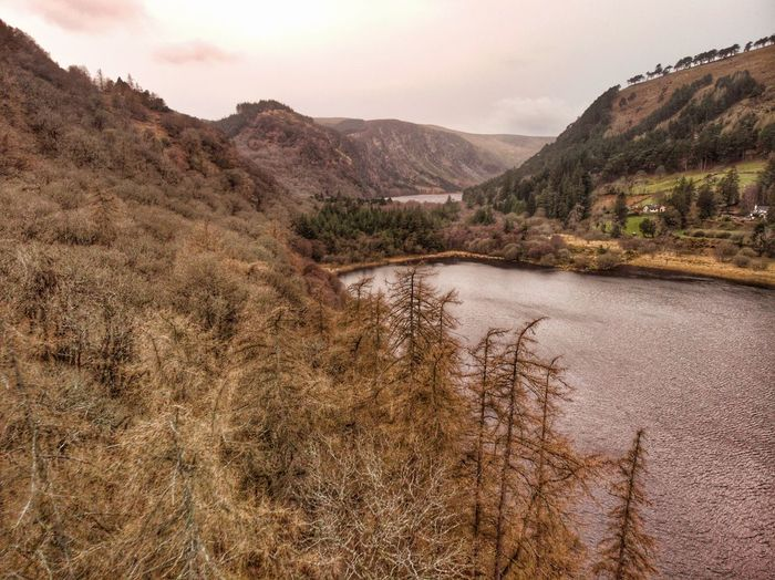 Glendalough Lower Lake, Ireland 🇮🇪 2019 Glendalough Ireland Drone Photograph DJI X Eyeem DJI Mavic Air Mountain Sky Tranquility Scenics - Nature Tranquil Scene Beauty In Nature Plant Water Landscape Mountain Range Environment Non-urban Scene Land Remote No People Nature Tree Idyllic Day Outdoors