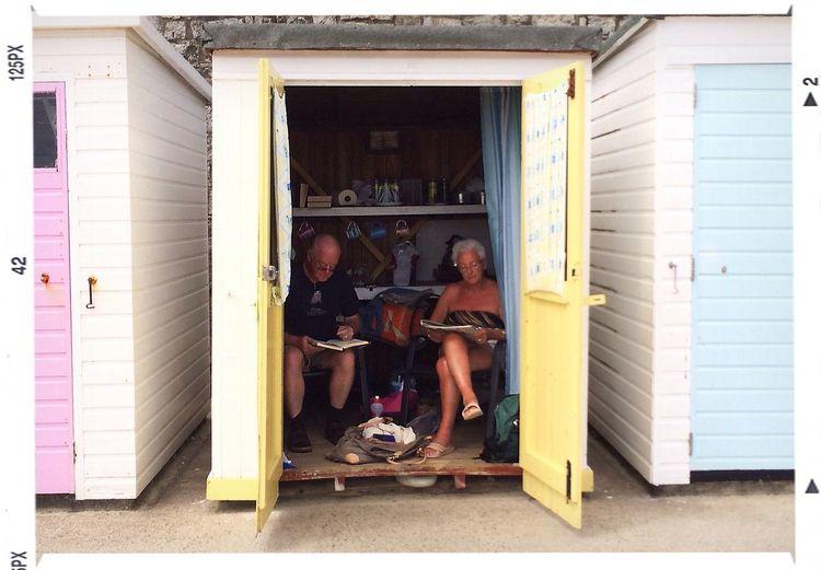 Sitting about in Lyme Regis NEM Street Beachphotography NEM GoodKarma Fltrlive The Human Condition