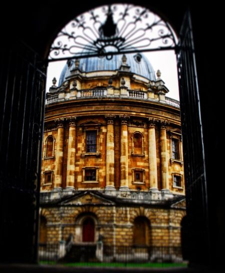 Travel EyeEmNewHere The Week On EyeEm Architecture University Of Oxford