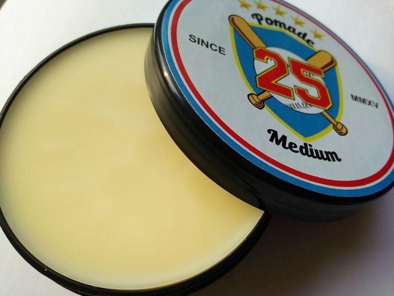 Twentyfive Pomade Pomadeindonesia Pomade Organicpomade Twentyfive Homemade Oilbased Oilbasedpomade Hairstyle Klimis Babershop Medium Thebest Mans