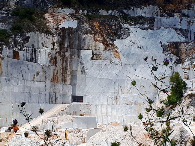 Best Marbel on the world Mountain Range Rock Formation
