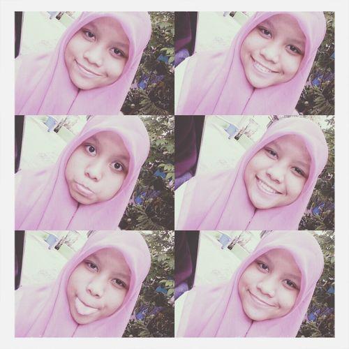 Hi! Selfie ✌