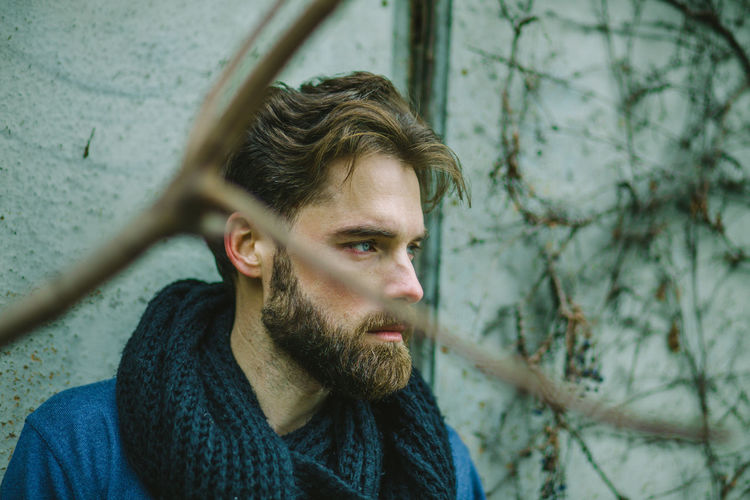 Adult Adults Only Beard Day Fashion Handsome Headshot Hipster - Person Lifestyles Men One Man Only One Person One Young Man Only Only Men Outdoors People Portrait Young Adult Young Men