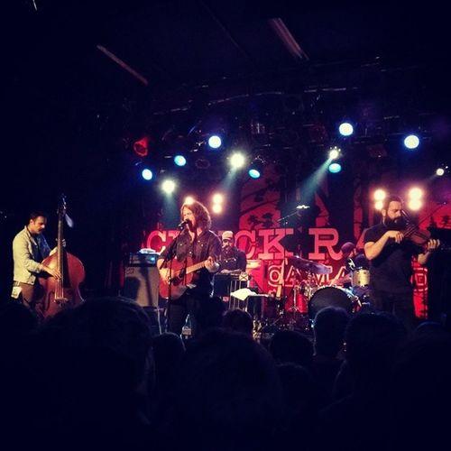 Chuck Ragan and the Camaraderie live im SO36