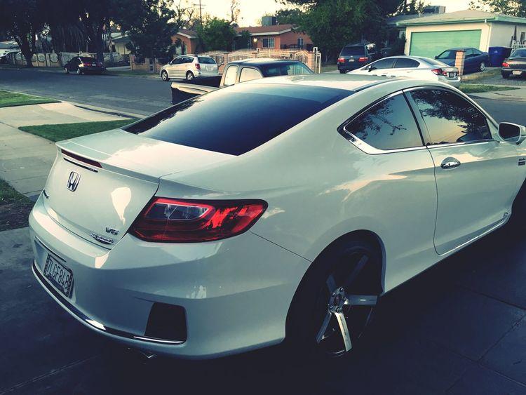 Turbocharged JL AUDIO W7 Cleanerthanyourbitch Honda First Eyeem Photo V6  White Relaxing