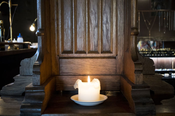 Candlelight Architecture Architecture_collection Burning Candle Candlelight Close-up Flame Illuminated Indoors  Interior No People Store