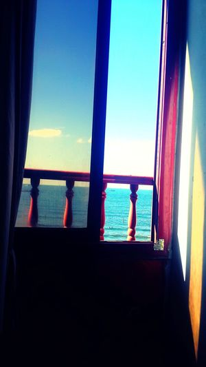 Window Looking Through Window Sky Sea Indoors  Water No People Red Curtain Day Sunset Architecture Cityscape City Nature Mideterranian Coastline BeachHouse Borderline Raselbar Egypt Wakeup Seaview Beauty In Nature Beautiful View The Week On EyeEm EyeEmNewHere