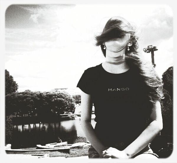 ветер :-) Photo