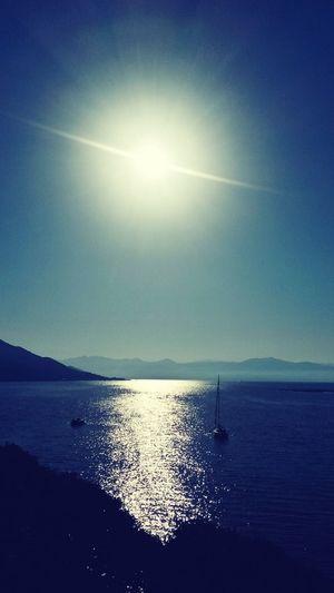 Corse Corsica Aiacciu Ajaccio Iles Sanguinaires