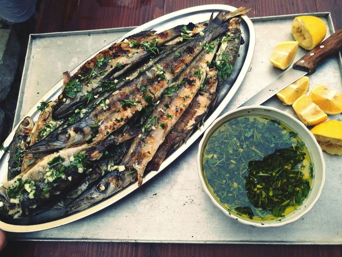 Food Fish Pro Budva,Montenegro