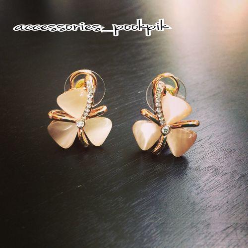 ต่างหู Jewelry Close-up Fashion Earrings Earring  Accessory Accessoires Accessories ❤ Pair No People EyeEmNewHere