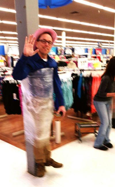 Guess what I saw at Walmart Walmart