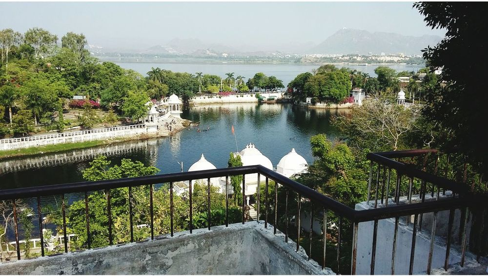 Pichola Lake PICHOLA Udaipur Lakepalaceudaipur EyeEm Best Shots No People Landscape Sky Beauty In Nature Day Water Nature Mountain Range Lake View Be. Ready.