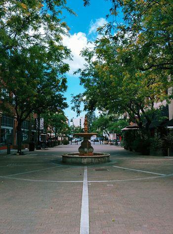 Fountain at the Art District. Vscocam #vsco Nexus 5 Googlecamera