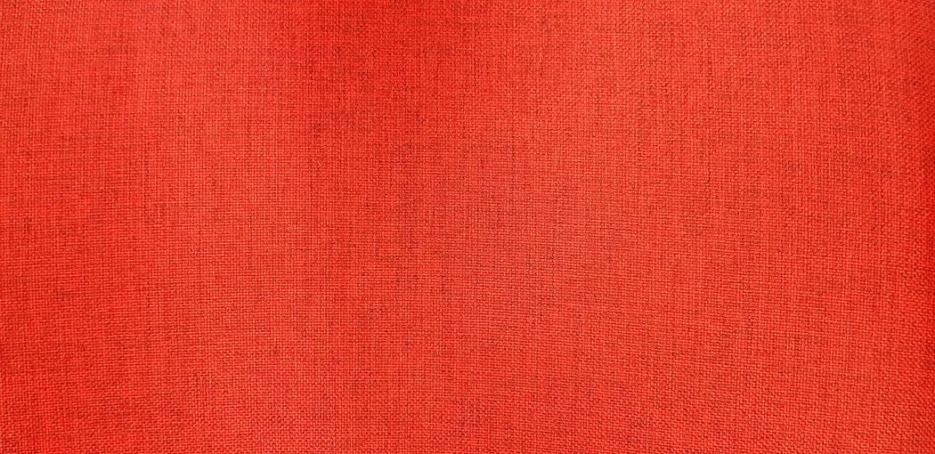 Full frame shot of red abstract pattern
