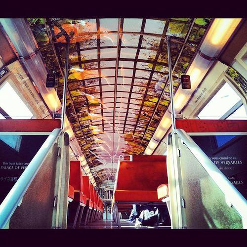 Train Sncf Transilien Rerc versailles custom