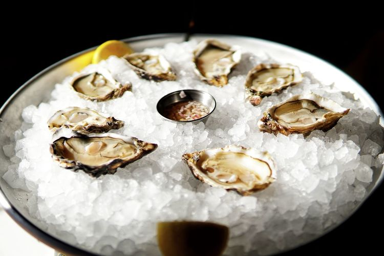 oysters Cold