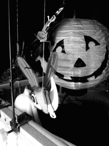 Blackandwhite Photography Black & White Baby Halloween