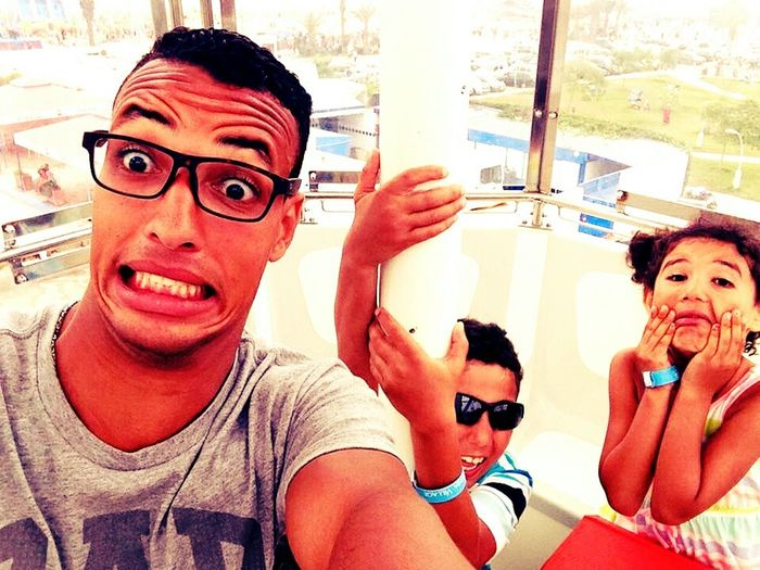 Agadir Grand Roue Crazy Day Weekend