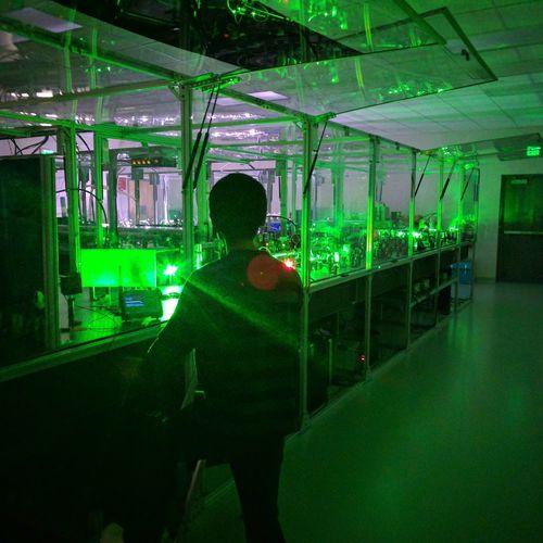 University Campus University Lab Laser Lab Scientist Laser Laserbeam Technology Uniqueness