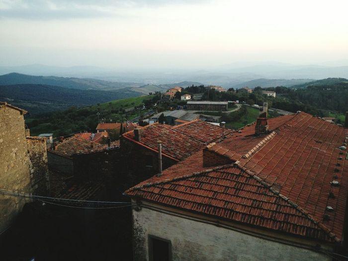 Tatti Toscana Toscany Italy Paese Colline Bella Massa Marittima Piccoli paesaggi Toscani